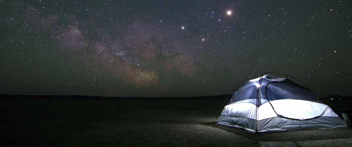 Location tente camping Hérault