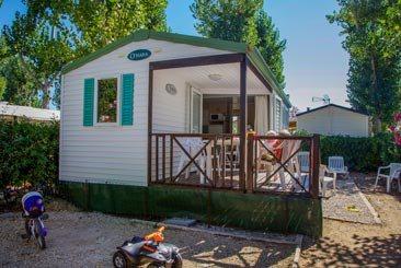 camping 5 étoiles mobil-home vias