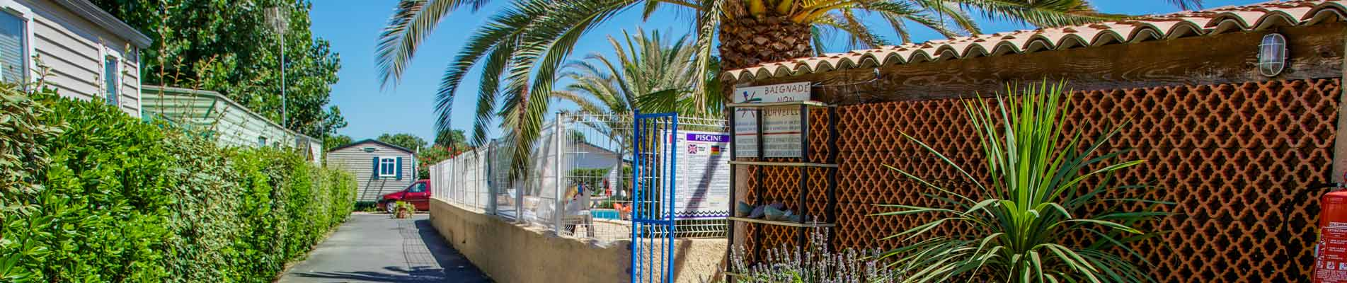 camping services herault 5 étoiles